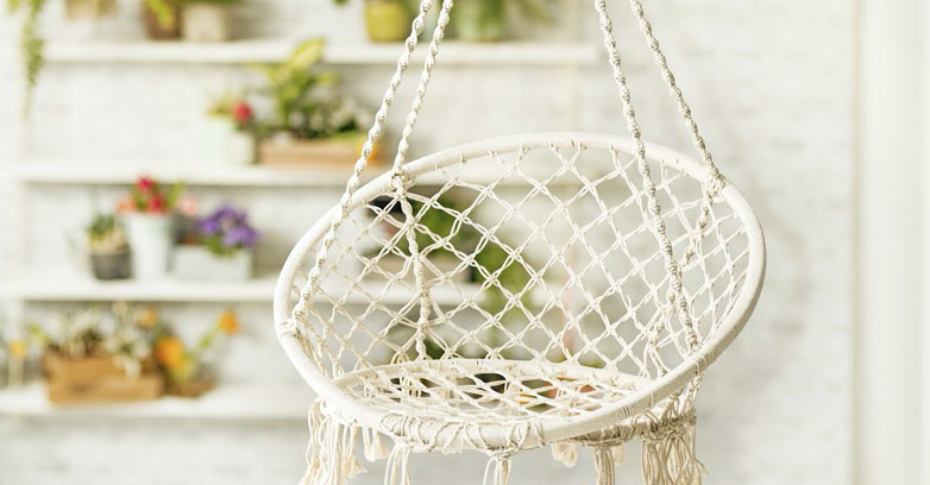 Trend: Hanging chairs