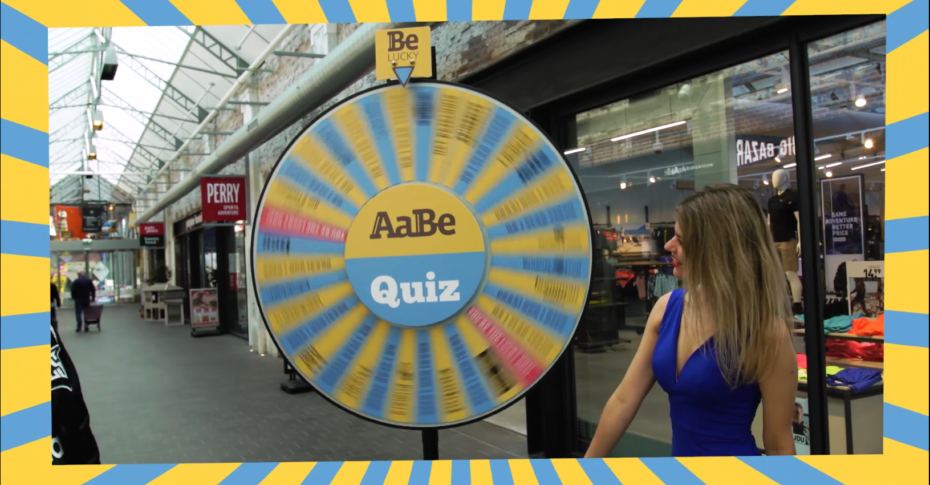 AaBe Quiz – Aflevering 1